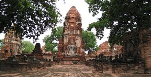 Roads Less Traveled in Thailand - Ayutthaya
