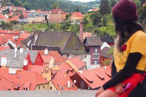 Cesky Krumlov - A fairy tale Czech Village tucked in Europe