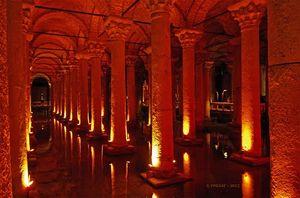 Basilica Cistern 1/8 by Tripoto