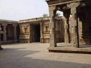 Namakkal - Srirangam - Thanjavur - Kumbakonam
