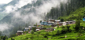 The Delightful Himachal By Air