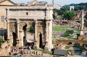 Roman Forum 1/29 by Tripoto
