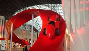 Enjoy 20 Unique Rides and Attractions with Ferrari World Theme Park Tickets