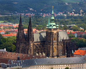 Prague Castle 1/25 by Tripoto