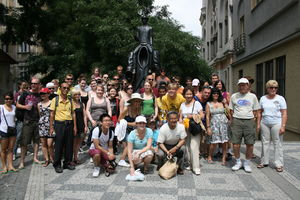 Royal Walk Free Tour: Prague