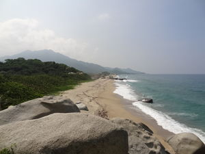 Tayrona National Park: Lost husband and lost dreams