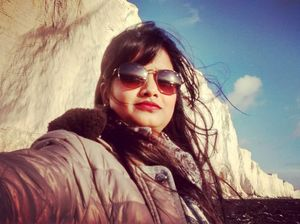 #selfiewithaview #tripotocommunity Sun in my face and wind in my hair, and maybe I can fly.