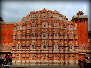Jaipur – Pink City – #SoloTraveling #TravelIndia