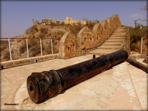 Weekend trip - Alwar and Bhangarh - Listed as most haunted place in India