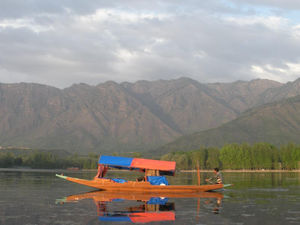 Kashmir- the heavenly abode