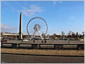 Place de la Concorde 1/1 by Tripoto