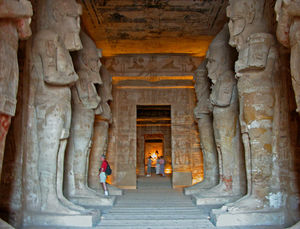 Abu Simbel Temples 1/undefined by Tripoto