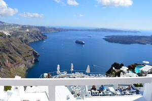 And then the Gods said, 'Let there be Greece'