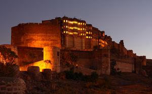 Mehrangarh Fort 1/86 by Tripoto