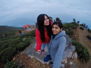 Live it now.???? #SelfieWithAView #TripotoCommunity