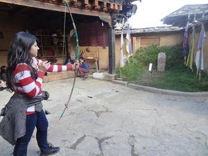 Thimpu: Modern Bhutan