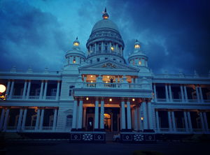 A Royal Stay in Lalitha Mahal