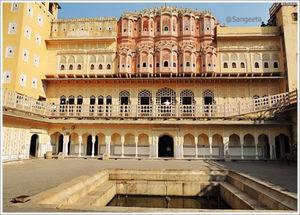 Palace of Winds ~ Hawa Mahal, Jaipur
