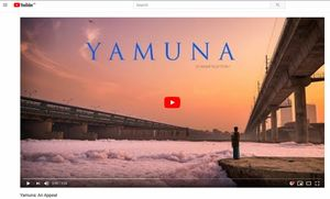 Yamuna: An Appeal on this World Environment Day