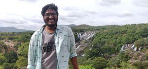 One day trip to Shivanasamudra.