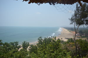 Went Solo , Got So-High at Gokarna :)