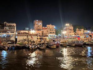 Varanasi- Where The Present Meets The Good Old Past