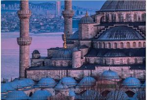 Ineluctable Istanbul – witnessed East meets West