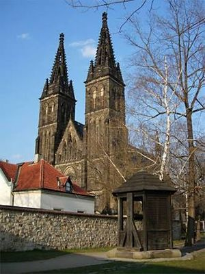 Vysehrad Park 1/undefined by Tripoto