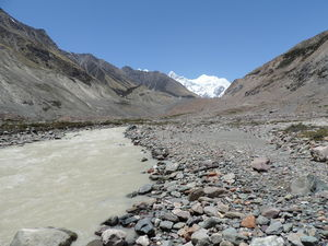MILAM GLACIER TREK - WHICH TAKES YOU THROUGH THE ABANDONED VILLAGES OF JOHAR VALLEY