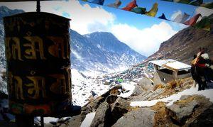 Breath in the Lama Land - Gangtok