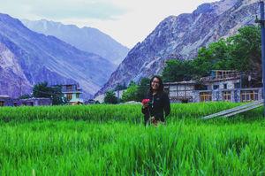 Hidden Paradise- Turtuk Village, Ladakh