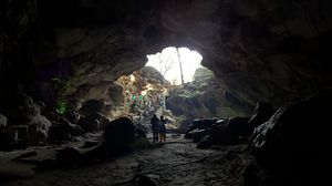 Borra Caves 1/undefined by Tripoto