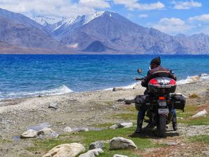 "LADAKH AGAIN:- ""When life gives you another chance"""