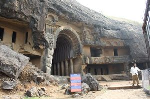 Bhaja Caves 1/2 by Tripoto