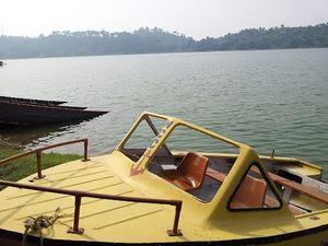 Mansar Lake 1/3 by Tripoto