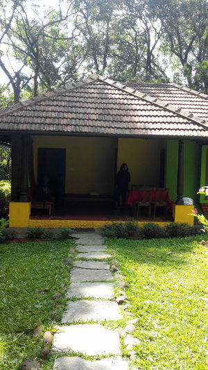 The Coorg trails