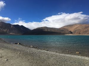 No you are not ready for Pangong #LehLadakh
