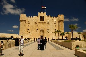 Qaitbay fort 1/undefined by Tripoto