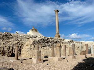 Pompey's Pillar 1/undefined by Tripoto
