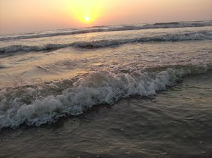 Lost in Nagaon Beach via Alibaug!