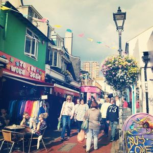 The cutest city: Brighton