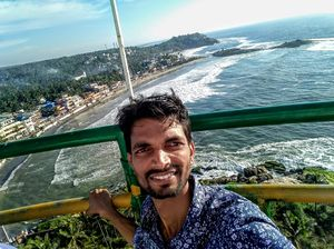 Lighthouse...#SelfieWithAView #TripotoCommunity