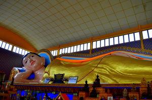 Wat Chaiya Mangkalaram Lorong Burma Georgetown Penang Malaysia 1/undefined by Tripoto