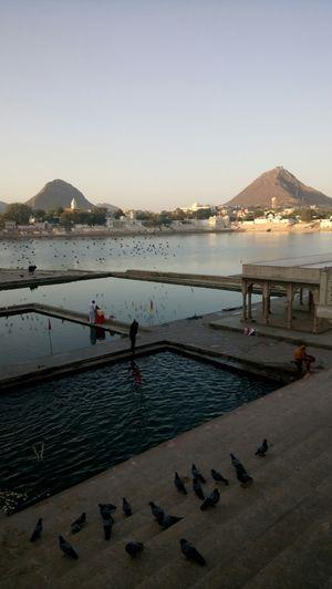 Amazing Trip to Pushkar ,Ajmer and Bhangarh