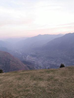 Ride to Bijli Mahadev