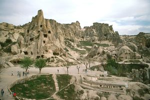 Guided Group Tour of Cappadocia, Turkey