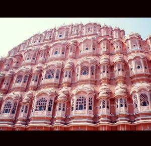 Jaipur - When Raj Met Simran :)