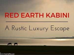 Red Earth Kabini – A Rustic Luxury Escape