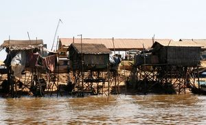 Tonle Sap Lake 1/3 by Tripoto