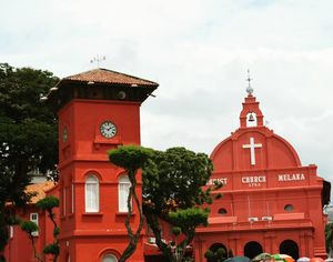 Christ Church Malacca Bandar Hilir Malacca Malaysia 1/undefined by Tripoto